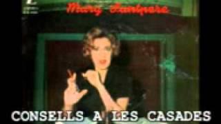 MARY SANTPERE. CONSELLS A LES CASADES. 1963