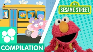 Sesame Street: Ready For School Compilation with Elmo and Friends