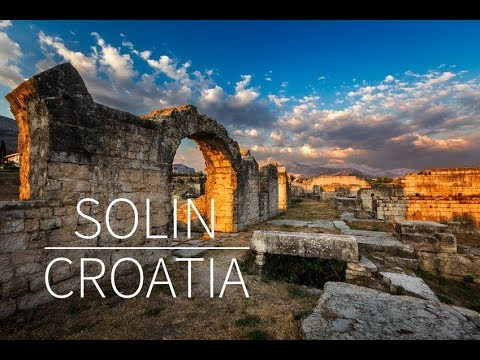 Solin — Croatia | DRONE FOOTAGE | Pointers Travel