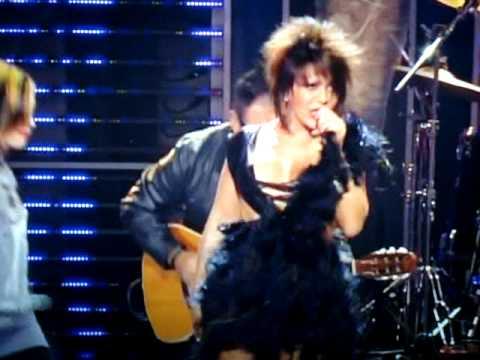 Alejandra Guzman Hasta El Final 2007 fuerza con ... - YouTube