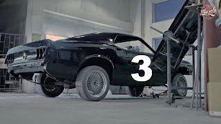 #Musclegarage 69 Mustang Fastback (Часть 3 Кузовня)