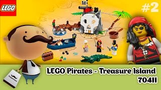 LEGO Pirates 70411 Остров сокровищ - обзор маленького набора(, 2015-03-23T07:37:43.000Z)