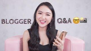 Q&A: BLOGGER - Hỏi Đáp Về Công Việc Blogger | Chloe Nguyen