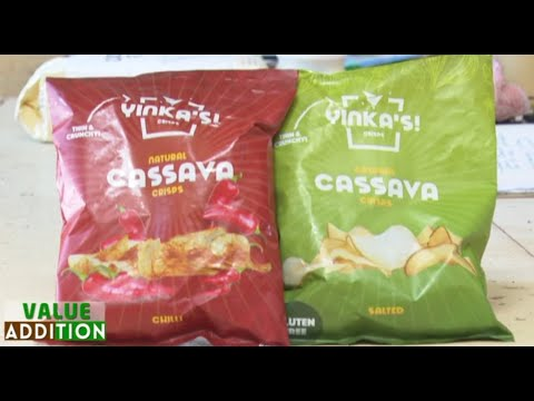 Cassava value addition and how to maximize profits - Part 1