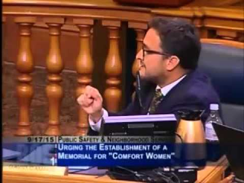 SHAME ON YOU! By San Francisco Supervisor David Campos-09/17/15
