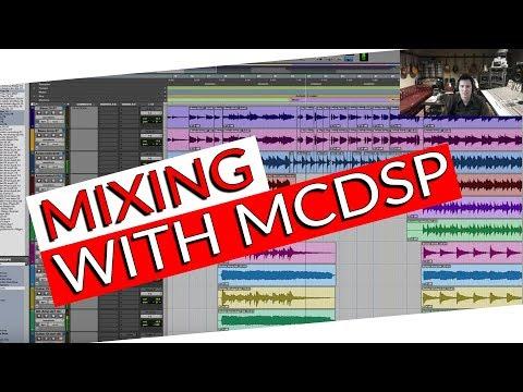 Mixing with Headphones using McDSP Plugins - Warren Huart: Produce Like A Pro HD