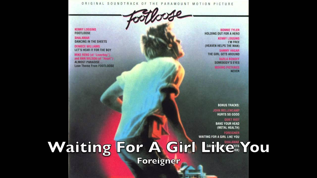 Foreigner - Waiting For A Girl Like You - YouTube