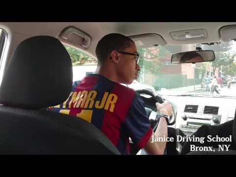 Driving Class in NYC