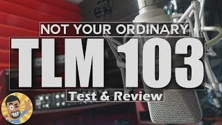 The Best Neumann TLM 103 Review on the Planet...Sort of.