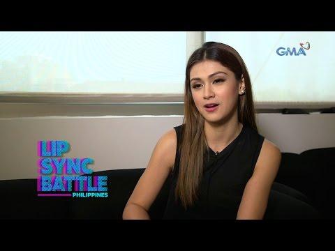Carla Abellana (Pre-show interview)   Lip Sync Battle Philippines