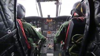 2016 3 12チヌーク CH47に乗ってきました コックピットは撮影許可OKでし...