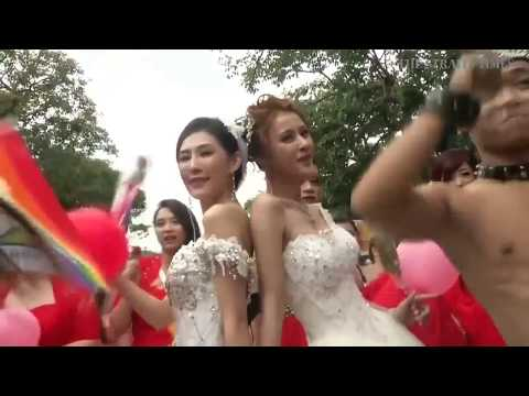 Taiwans top courts set to rule on same sex marriage, East Asia News & Top Stories   The Str