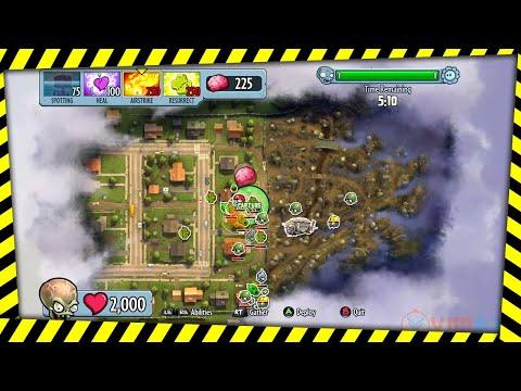 Plants Vs Zombies Garden Warfare Boss Mode - Part 1