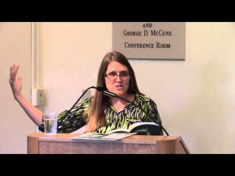 Allison Adelle Hedge Coke poetry reading