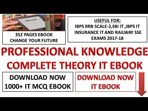 Professional knowledge theory it ebook for ibps rrb scale 2ibps professional knowledge theory it ebook for ibps rrb scale 2ibps itsbi itrailway sse exam 2017 fandeluxe Epub
