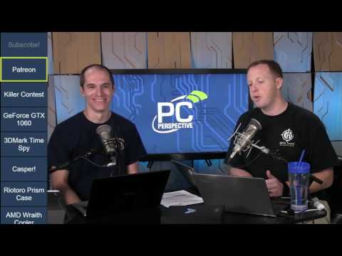 PC Perspective Podcast 409 - 07/21/2016