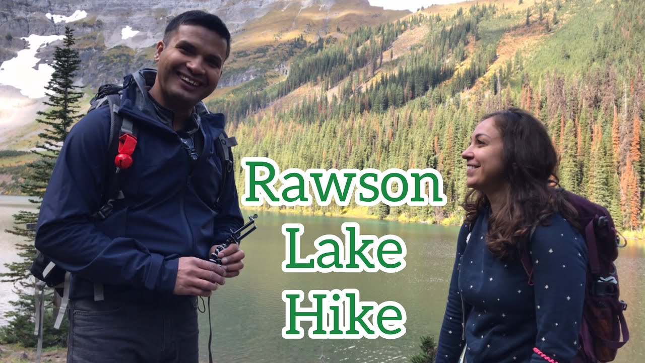 Rawson Lake Hike, Upper Kananaskis Lake, Alberta, Canada.