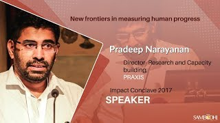 New frontiers in measuring human progress | Pradeep Narayanan