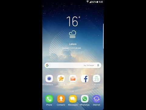 How I converted my Galaxy Note 3 to Note 8/S8 | Phronesis V7 0 Custom ROM  Overview