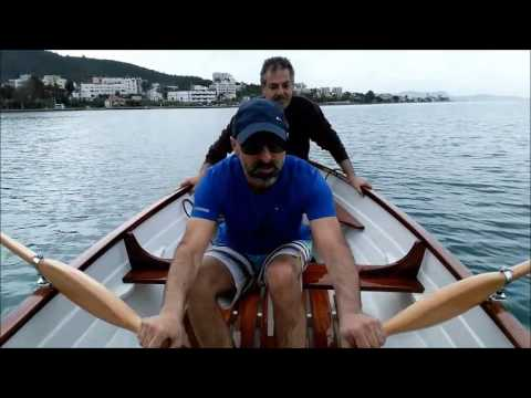 tammie norrie - wooden boat