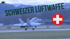 Besuch bei der Schweizer Luftwaffe in Payerne 💂🏻🇨🇭   Uniflash Outside #10
