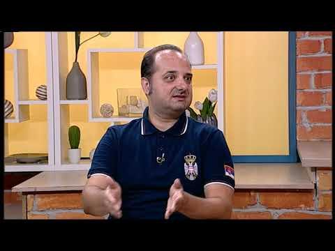 Patrijah: Crna Gora prema Srbima kao Osmanlije i NDH - Dobro jutro Srbijo - (TV Happy 25.07.2018)