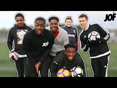 KNOCKOUT PENALTY KING WITH MANNY MINIMINTER & BEHZINGA!!!