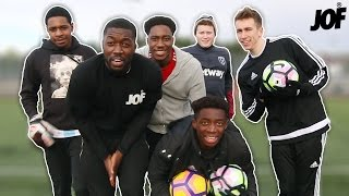 One of Jemel One Five's most viewed videos: KNOCKOUT PENALTY KING WITH MANNY MINIMINTER & BEHZINGA!!!