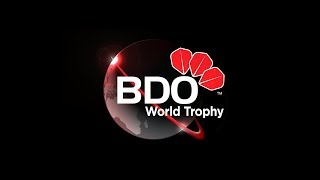 Darts World Trophy 2018 Finals Evening