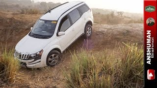 Duster AWD, XUV-500 AWD, Storme 400, Endeavour, Thar: GC comparison over an obstacle & other 4x4 fun