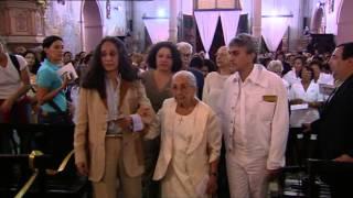 Dona Cano, Maria Bethânia & Caetano Veloso in Santo Amaro 2003