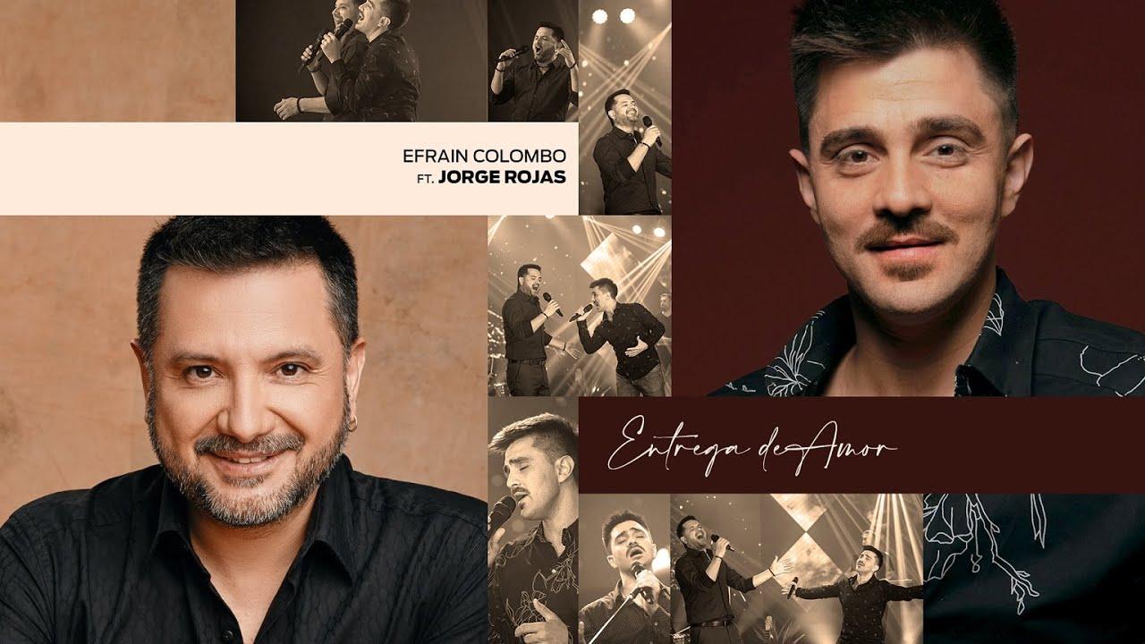 Efrain Colombo ft. Jorge Rojas | Entrega de Amor (EN VIVO)