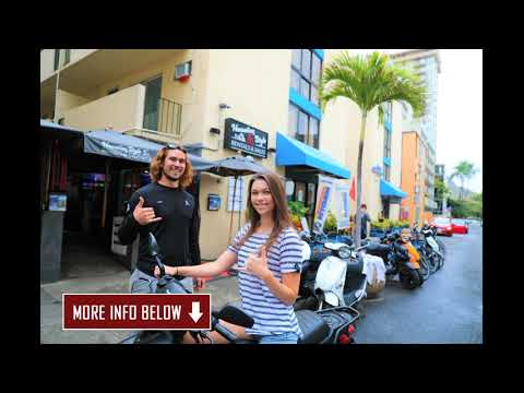 Waikiki Beachside Hostel ★★★ Honolulu, Usa, Hawaii Hotel Review