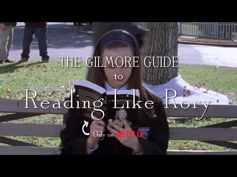 Gilmore Girls - The Gilmore Guide To Reading Like Rory