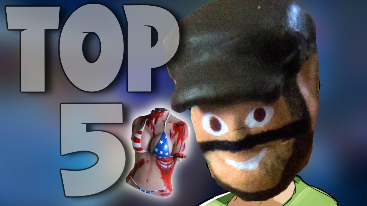 Top Five Worst Pre-Order Bonuses for Video Games