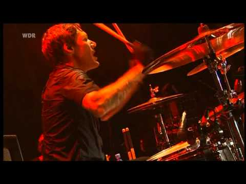 billy talent - red flag (live  @ Area4 2010)