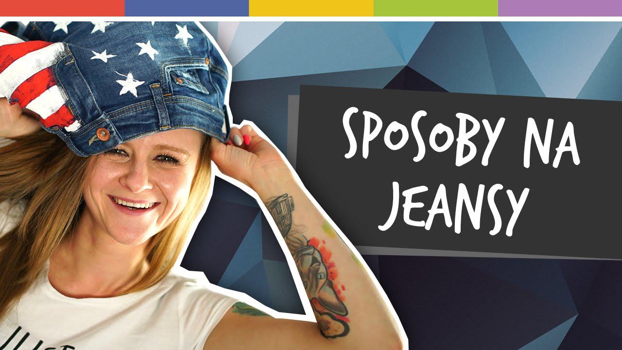 Sposoby na jeansy, które zaskoczą każdą dziewczynę