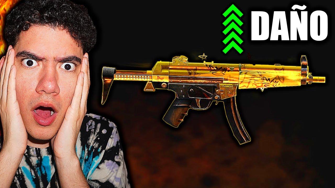 CONSIGUIENDO LA NUEVA MP5 CON DOBLE DE DAÑO EN EL ROYALE DE ARMAS DE FREE FIRE | TheDonato