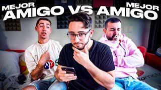 MEJOR AMIGO VS MEJOR AMIGO 🔥 ¿QUIÉN es MEJOR de los DOS?