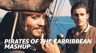 'Pirates of the Caribbean: The Curse of the Black Pearl' Anniversary Mashup