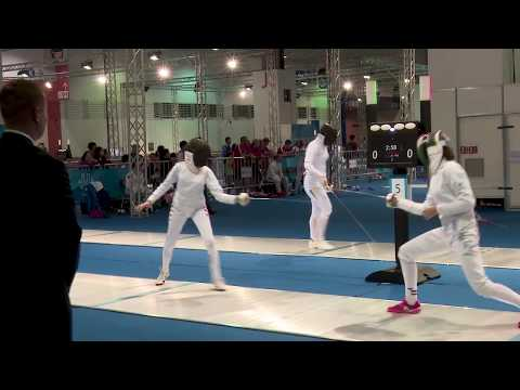 Fencing recap from Day 1 of 2017 Summer Universiade