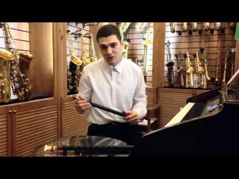 Армянский национальный инструмент - дудук. Аршак Мхитарян в Марьячи.