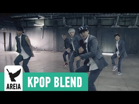 [KPOP MASHUP MV] EXO x Tiffany - Heartbreak Growl | Areia Kpop Blend #4A