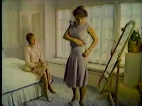 1982 No-Nonsense Control Top Pantyhose Commercial from YouTube · Duration:  32 seconds