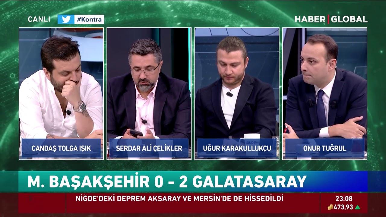 Başakşehir-Galatasaray Maçında Verilen Penaltı Kararı Doğru mu? Kontra Yorumcuları Değerlendirdi