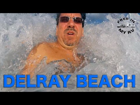 Delray Beach, Florida | Traveling Robert