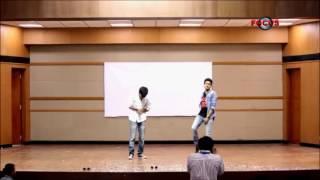 vit dance performance   akhil song