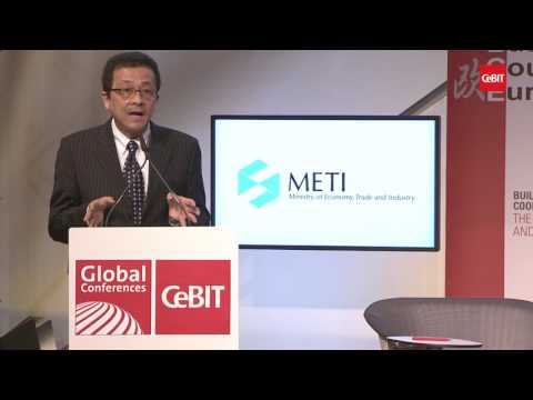 "Keynote ""Trade policy in Japan for digital economy"", Kiyoshi Mori"