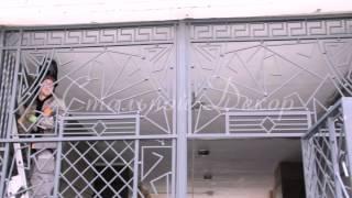 видео Художественная ковка, кованые изделия в Ростове и Ростовской области