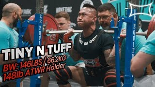 Tiny n Tuff 1553LB TOTAL - The Strongest 148er @ US Open